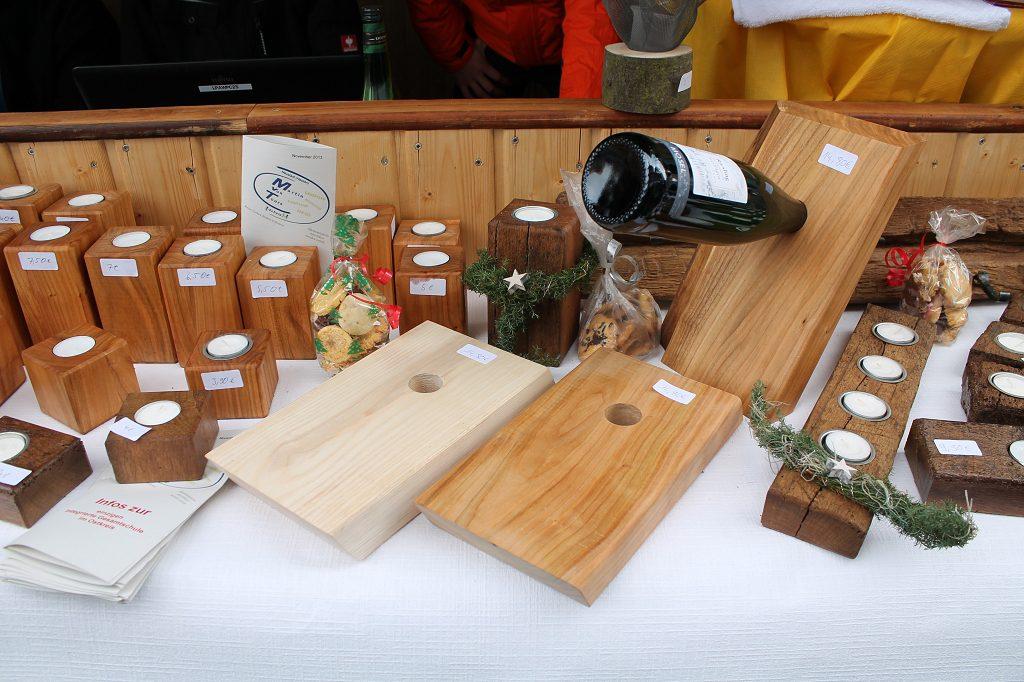 k-Die Produkte der Holz-AG