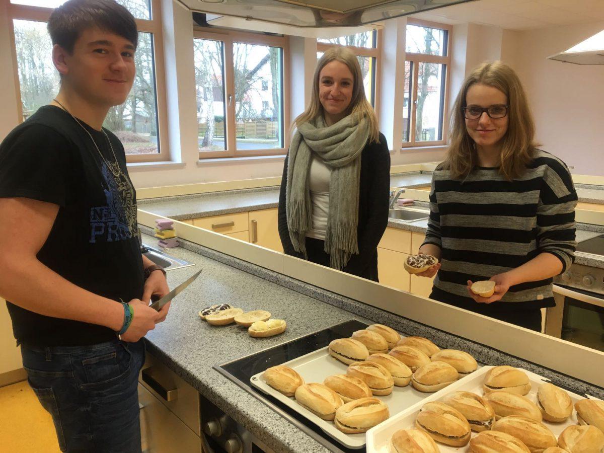 Die Bäckerz mit ihren Schaumkuss-Brötchen