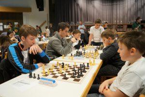 Mannschaften der Martin-von-Tours-Schule