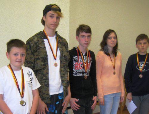 Deutsche Schulschach-Meisterschaft in 600 Kilometern Entfernung