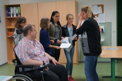 Schüler suchen Sponsoren für Altstadtlauf - kom.