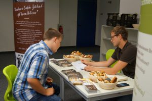 Beratung bei Bäckerei Viehmeier