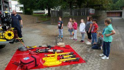 Foto Feuerwehr - klein
