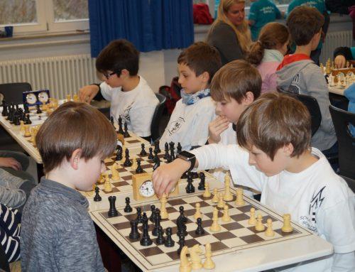 Martin-von-Tours-Schule erreicht den 3. Platz beim Schachturnier in Kassel