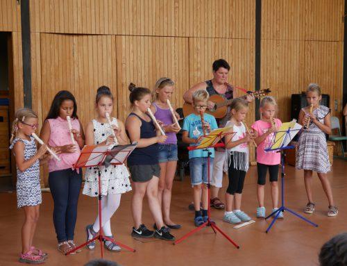 Neue Klassen der Martin-von-Tours-Schule wurden herzlich begrüßt