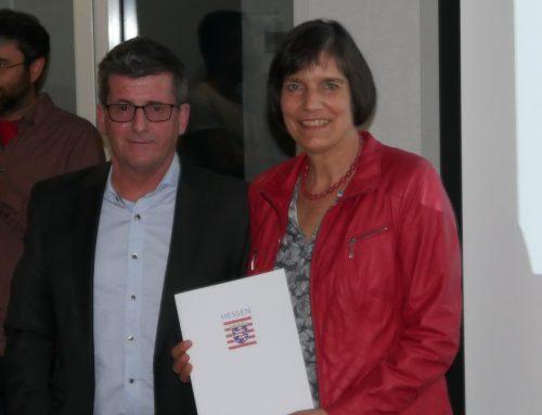 Eine Dame verlässt das Feld: Ursula Lembach geht in den Ruhestand