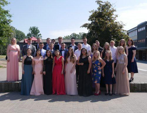 Martin-von-Tours-Schule verabschiedet 28 Abgänger/innen