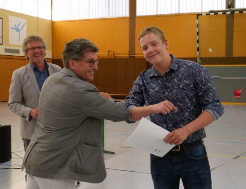 Martin-von-Tours-Schule gratuliert zum erfolgreich bestandenen Schulabschluss