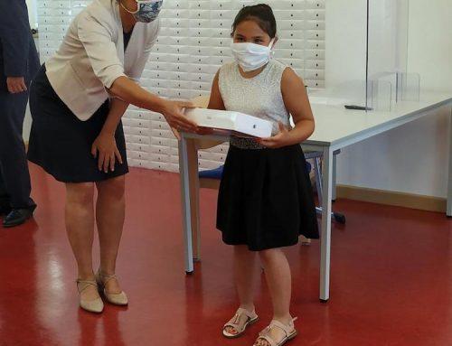 Digitales Lernen an der Martin-von-Tours-Schule: Die ersten Schritte sind gemacht!
