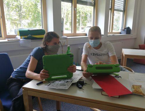 Lernen ergänzen, aber nicht ersetzen – Einrichtung der ersten iPad-Klassen an der Martin-von-Tours-Schule